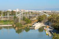 Cabecera Park in Valencia, Spain