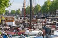 Wooden Boats Amsterdam