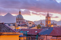 Palermo at twilight