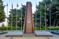 Baku Turkish Martyrs' Memorial