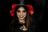 Halloween costumes Teenager young adult girl in Party