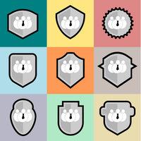Team Icon set