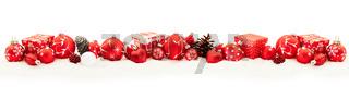 Frohe Weihnachten Hintergrund Panorama