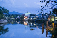 THAILAND CHANTHABURI CITY WATERFRONT