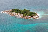 Coco Island, Seychellen