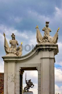 Honorary Courtyard Gate