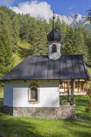 Kapelle am Straßberghaus
