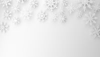 Modern puristic Christmas background