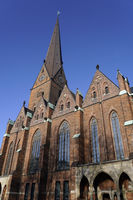 protestantische Hauptkirche St. Petri