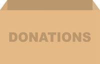 Donation Box Vector