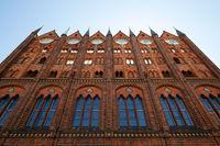 Rathaus 009. Stralsund