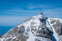 Stirovnik peak in the Lovcen National Park
