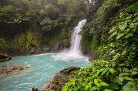 Waterfall in Costa Rica