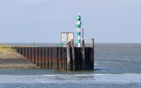 Harbour green starboard marker - Navigation light