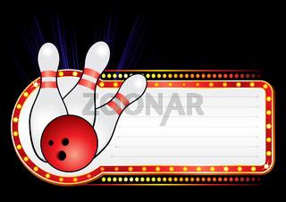 Design for bowling club