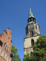 Hannover - Kreuzkirche, Deutschland