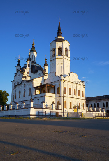 Saint Zachary and Elisabeth Church. Tobolsk. Russia