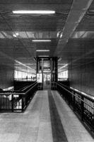 Fahrstuhl zum Bahnsteig