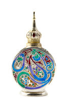 Arabic perfume bottle