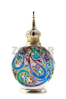Arabic perfume bottle