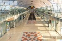 Suvarnabhumi international Airport Bangkok Thailand