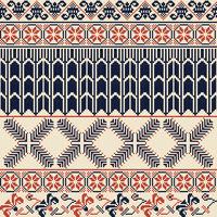 Palestinian embroidery pattern 22