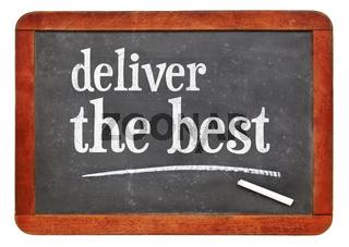 Deliver the best inspiraitonal reminder