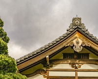 Traditional Buildings, Kyoto, Japan