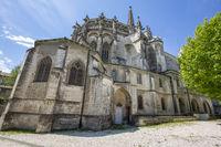 Der Dom Saint Vincent in Viviers, Frankreich