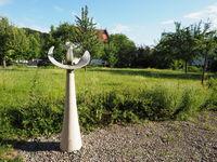Sonnenuhr - Bernhardtsche Präzisionssonnenuhr