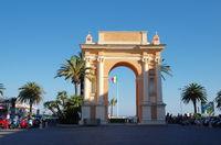 Arco della Regina Margherita - Finale Ligure - Ligurien - Italien