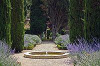Fontfroide Klostergarten