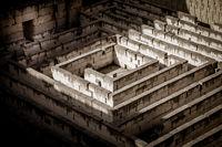 Dark Labyrinth Metaphor