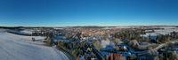 Luftbild Hasselfelde Stadt Oberharz am Brocken