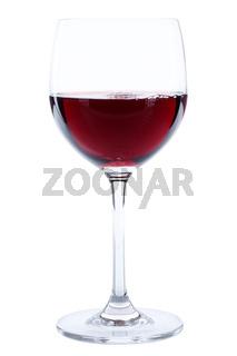 Weinglas Wein Glas Rotwein rot roter freigestellt Freisteller