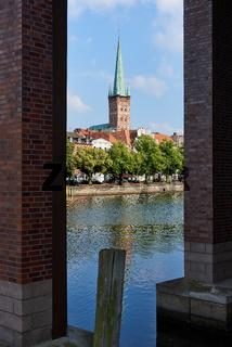 Petrikirche, Lübeck, Deutschland