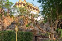 The Golden Mount in Bangkok