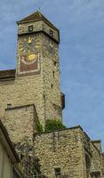 Turm Schloss Rapperswil, Schweiz