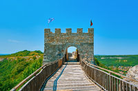 Entrance to the Ovech Fortress