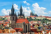 Cathedrals of Prague
