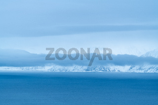 Soeroeysund und Stjernoeya, Finnmark