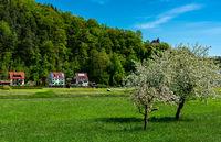 Wohnen im Elbsandsteingebirge