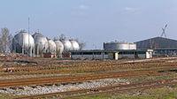 Gas Storage Depot