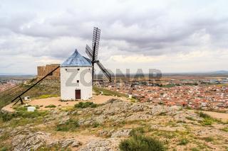 Windmill Consuegra, Spain