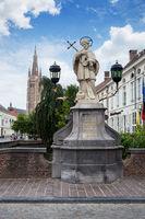 Statue of Johannes Nepomucenus