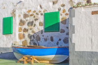 Fischerboot auf Fuerteventura