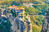 Varlaam monastery in Meteora