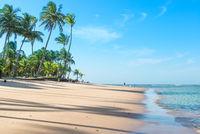 Amazing view of the beaches near Itacare