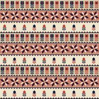 Palestinian embroidery pattern 26