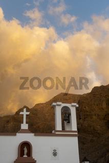 Eremita Guadelupe Kapelle auf der Insel Gomera